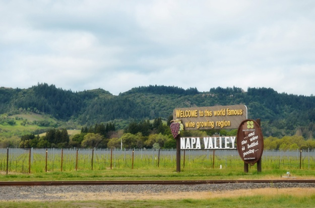 We made it to Napa!