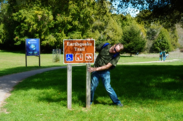 Earthquake Trail