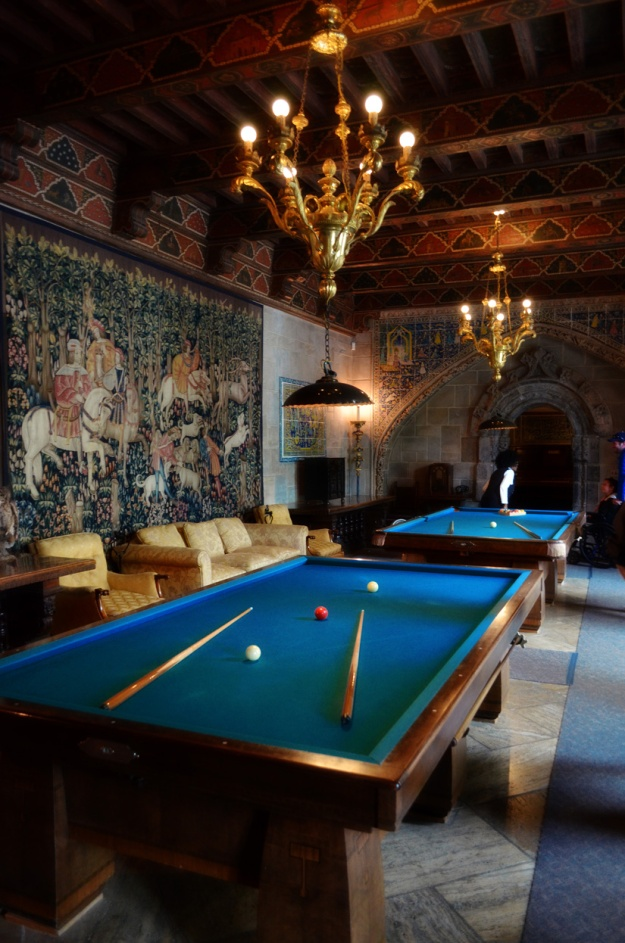Hearst Castle - pool anyone?