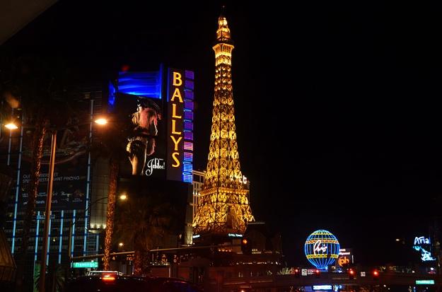 Las Vegas or Paris?