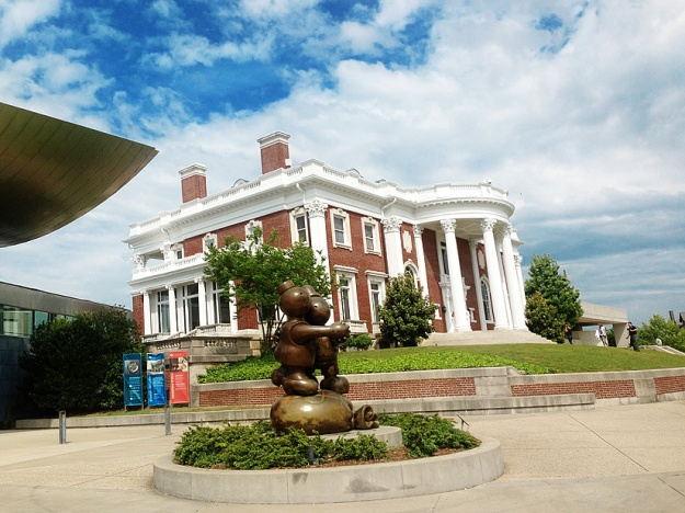Beautiful Chattanooga architecture