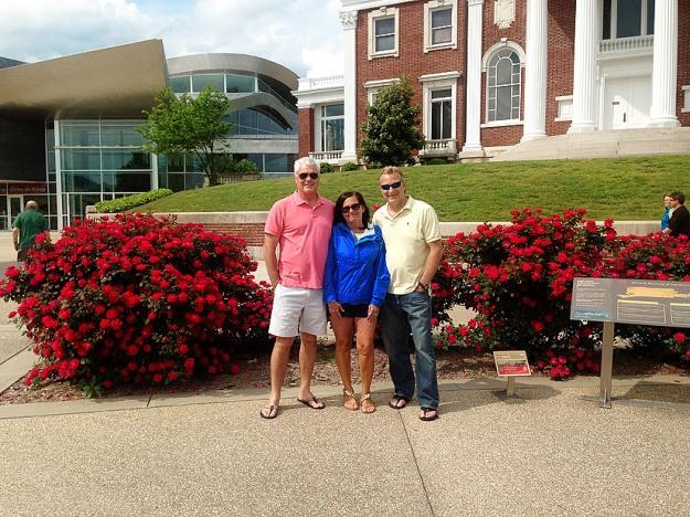 David, Paula, Steve