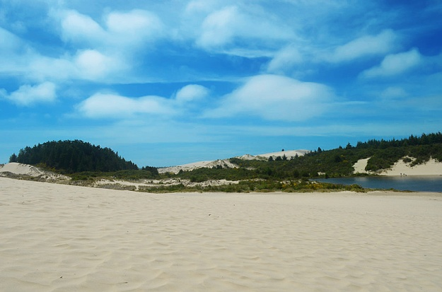 Massive dunes