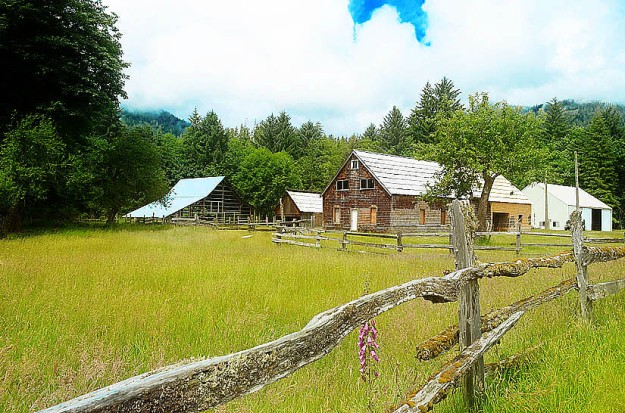 Kestner Homestead Trail