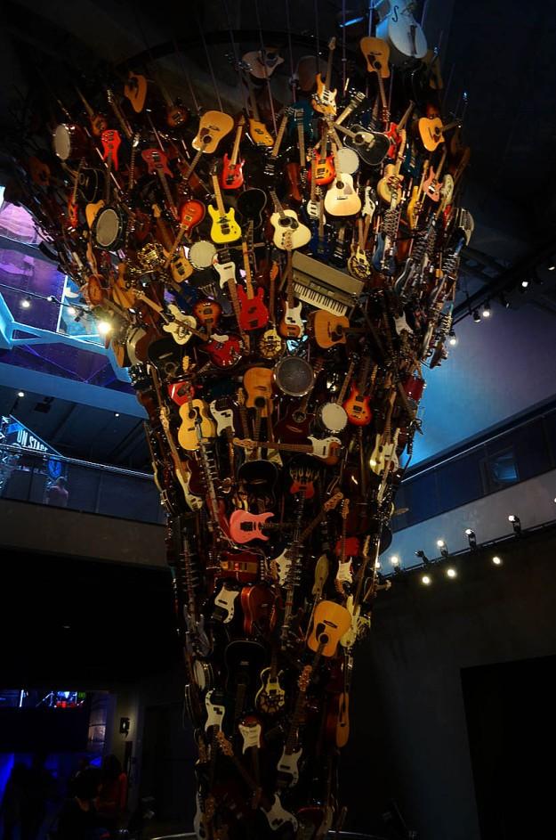 Vortex of Guitars