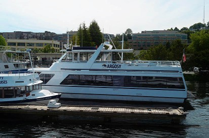 Argosy Tours in Lake Union