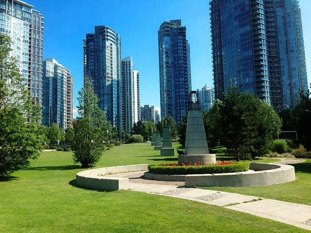 Excellent parks in Vancouver