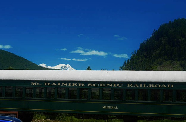 Mount Rainier Scenic Railway
