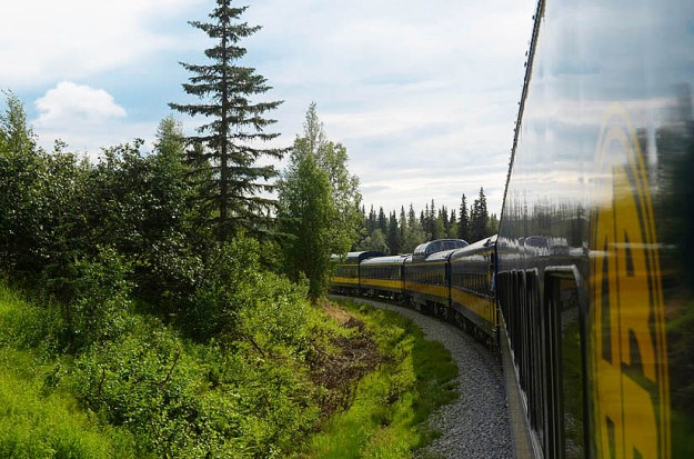 Train to Talkeetna