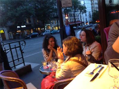 Smoking Parisians