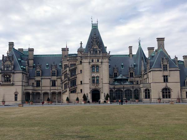 The Biltmore Huose