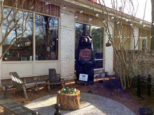 Bay Street Bier Garden