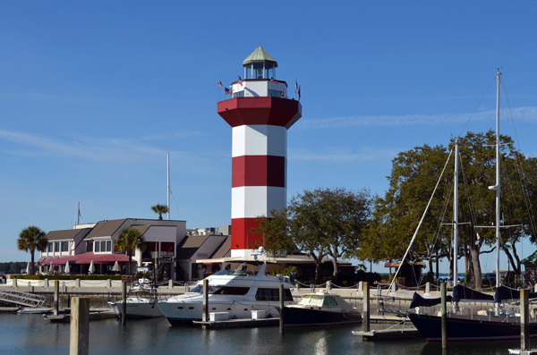 Lighthouse in Hilton Head