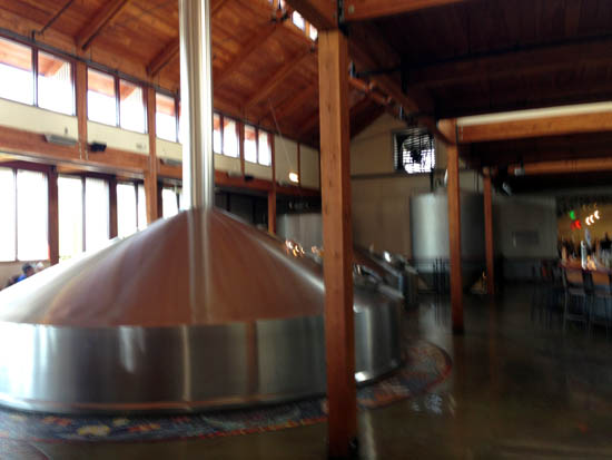 New Belgium Brewery in Fort Collins, Colorado