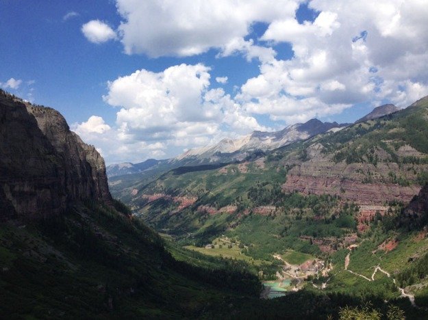 Views of Telluride