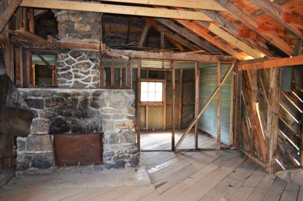Animas Forks Cabin