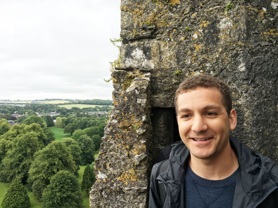 Blarney Castle Views