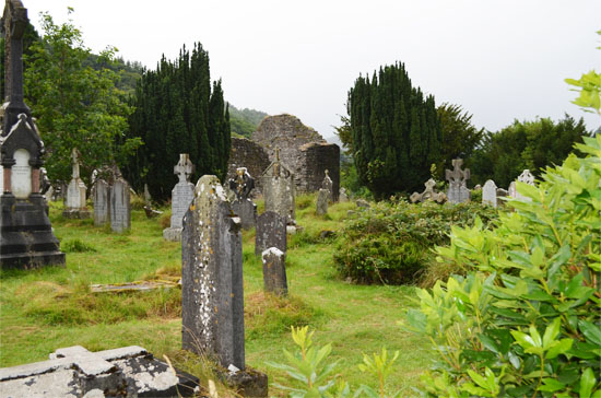 Glendalough Graves