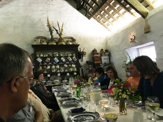 Muckross Farm Dinner