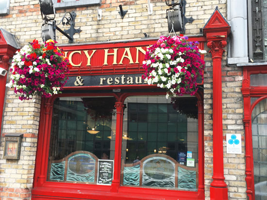 Nancy Hand Pub and Restaurant
