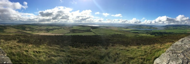 Panoramic View of Derry