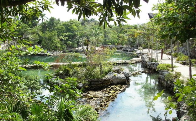 Xcaret Park Mexico