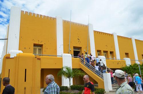 Moncada Barracks Cuba