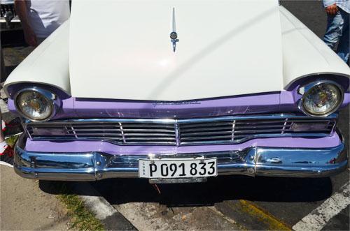 American 1950 Cars in Cuba 2