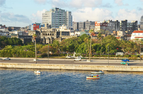 Cuba High Rises