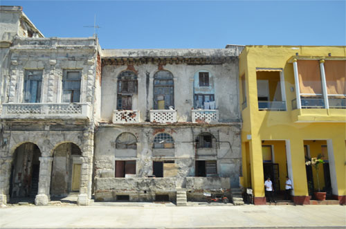 Cuba Neglected Buildings 2