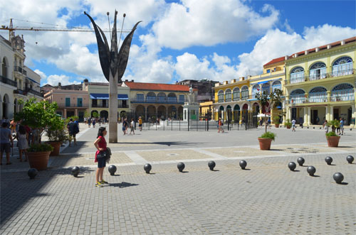 Cuban Squares