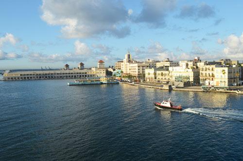 Havana Cuba Bay
