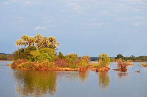 Chobe Marine Island