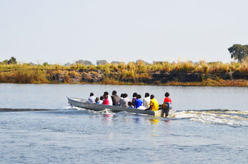 Namibia Water Taxis