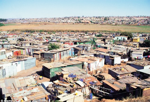 Cape Town Shanty