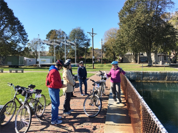 Portsmouth Bicycle Tour