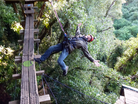 Zipline Rotorua