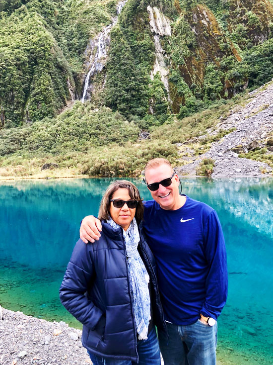Franz Josef Glacier Water