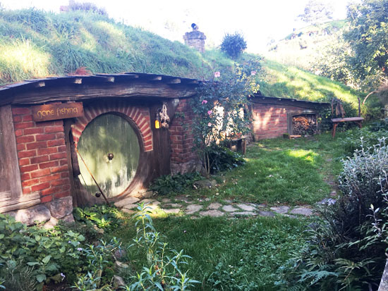Hobbiton The Shire