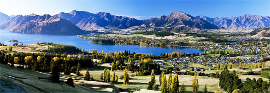 Wanaka City