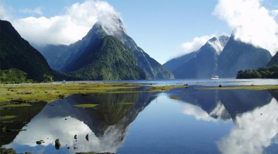 Milford Sound Beauty