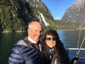 Milford Sound with Friends