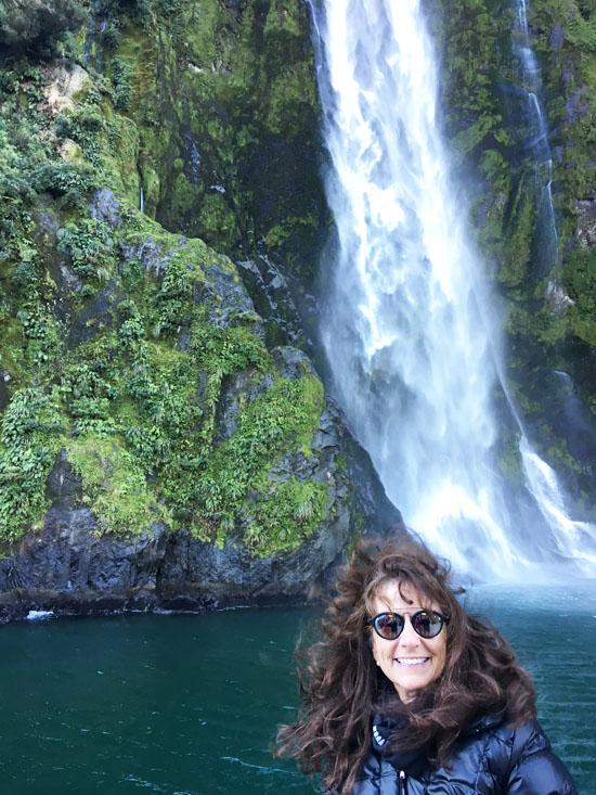 Milford Sound Kathy