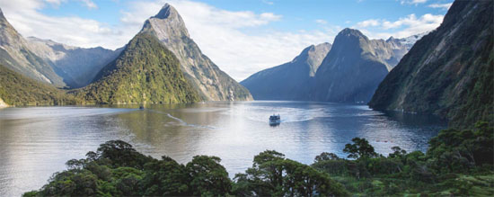 Milford Sound Mountains