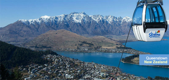 Queenstown Skyline Gondola