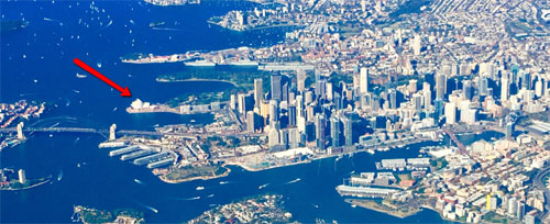 Sydney Aerial View 2