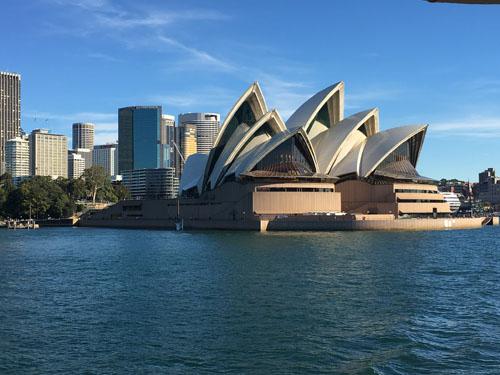 Sydney Opera House